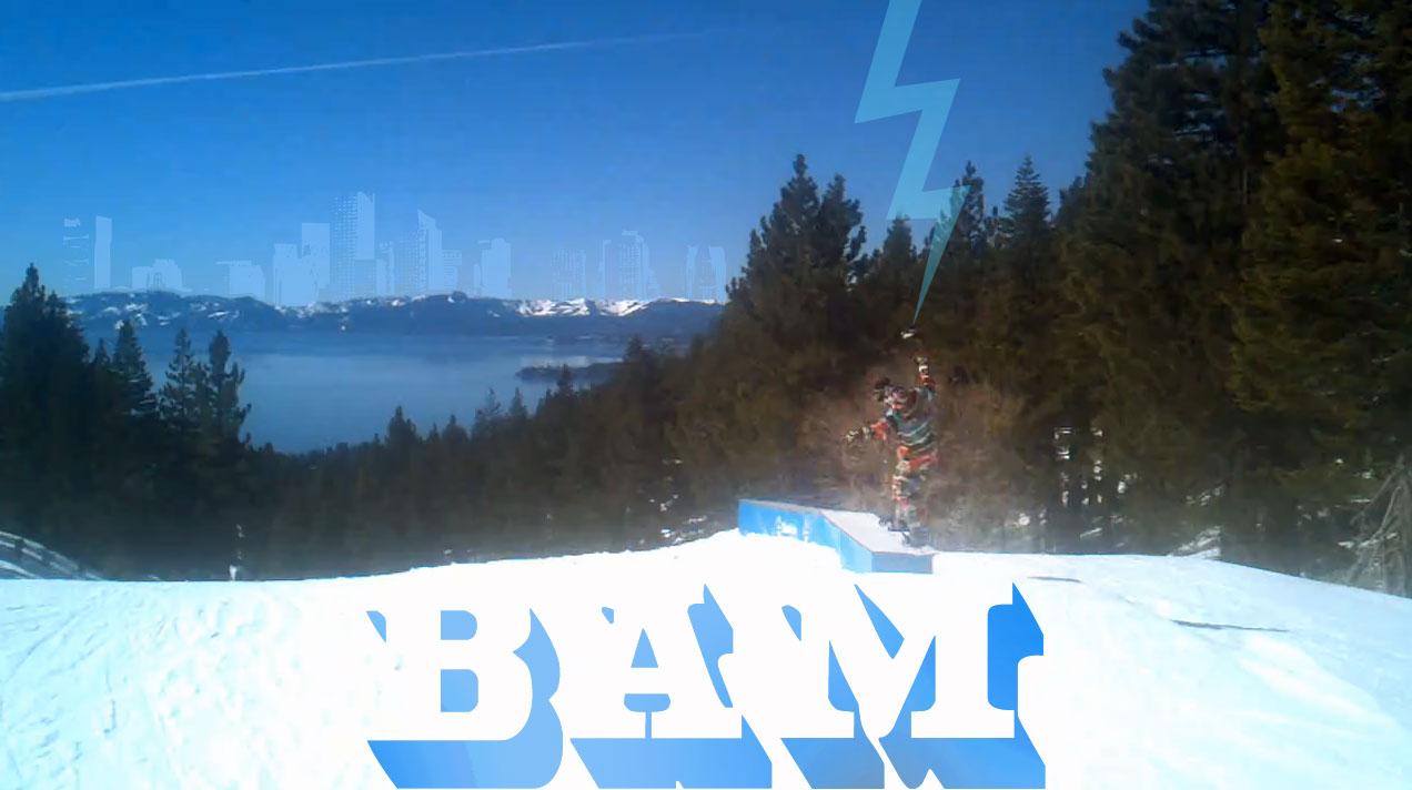 BAM Snowboarding