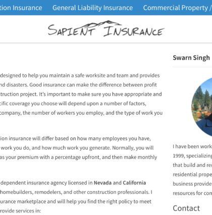 Sapient Insurance